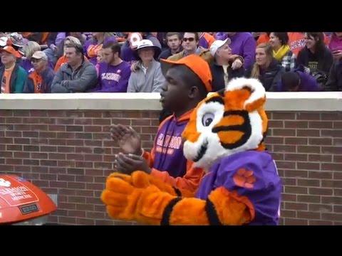Dream On 3 & Clemson Tigers Make Jaquan's Dream Come True