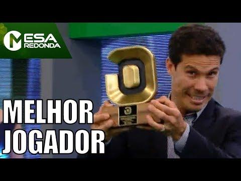 Hernanes Vencedor Do Troféu Gazeta Esportiva (10/12/17) - Mesa Redonda