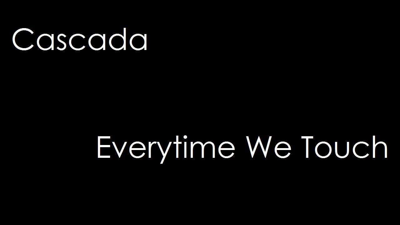 Songteksten.net - Songtekst: Cascada - Everytime …