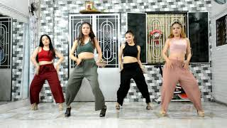 NO TEARS LEFT TO CRY - ArianaGrande # Basic dance by T.V.Phạm