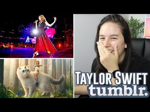 'Taylor Swift' Tumblr Deep Dive (Reputation Tour)