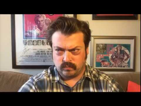 Tommy Snider as RON SWANSON   Man Journal