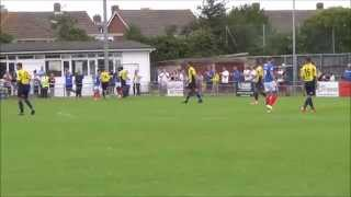 Gosport Borough 2-3 Portsmouth FC-Pre-Season Friendly