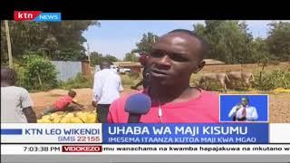 Wenyeji wa Kisumu walalamika kuhusu uhaba wa maji