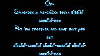 Bibbidi Bobbidi Boo   lyrics
