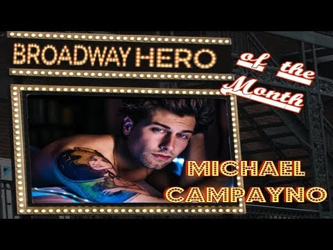 HERO of the Month Michael Campayno