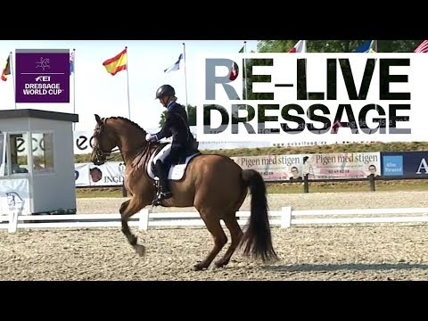 LIVE 🔴 | FEI Dressage Nations Cup - Grand Prix | Uggerhalne