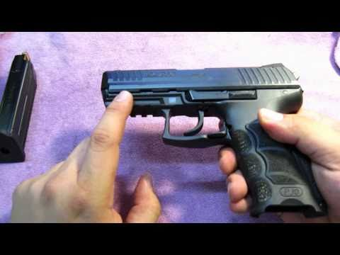 The Side Arms: H&K P30 review (in Thai) รีวิว HK P30
