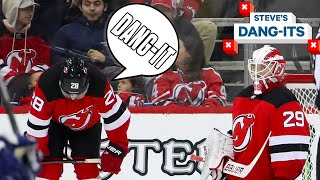 NHL Worst Plays Of The Week: Stop Scoring On Your Own Net!   Steve's Dang-Its