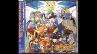 titulo: get the biggest fire!! 12do tema del album artista: Junko T...