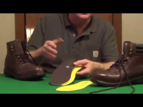 Steel Toe Work Boots - Gravity Defyer