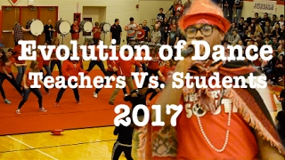 Evolution of Dance: Teachers Vs. Students 2017 Westerville South