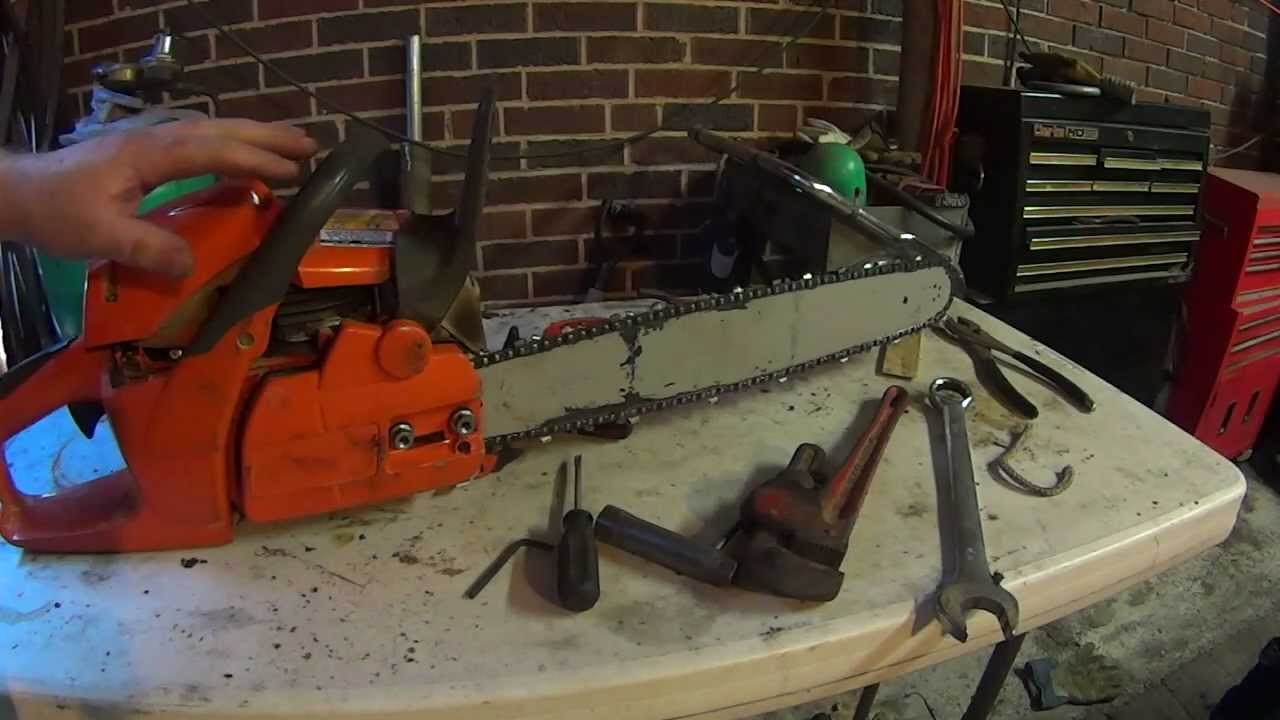 Husqvarna chainsaw removing clutch oiler repair and sharpening husqvarna chainsaw removing clutch oiler repair and sharpening chain youtube greentooth Image collections