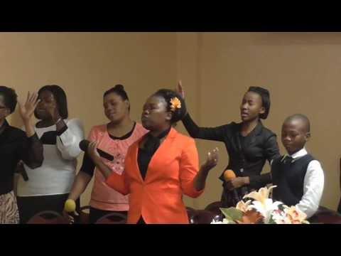 Tout tan sa a wap aji an fave mwen by Worship Team at Gospel Assembly University