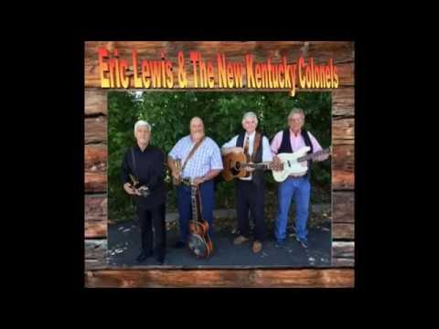 Eric Lewis & The New Kentucky Colonels Interview with the Voices of the Community Radio Show