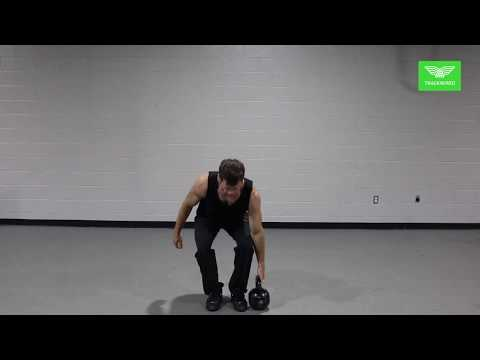 WEIGHT LIFTING - Suitcase Deadlift