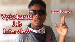Vybz Kartel Job Interview | @nitro__immortal