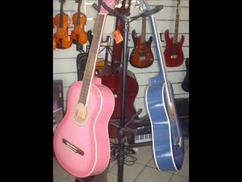 Vente des instruments de musique