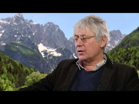 """Prof. Dr. Jon Mathieu on """"A Short History of the Alps"""""""