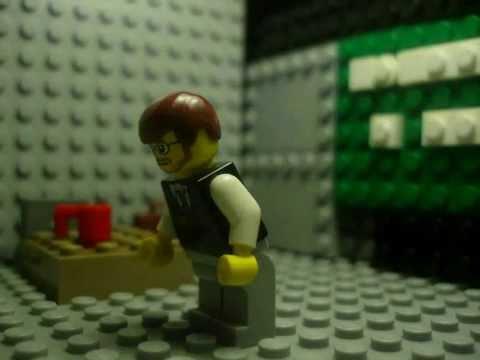 Урок Литературы. Мультфильм Lego