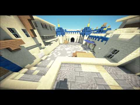 Counter-Strike: GO Dust II map (Try it on the Hypixel server!) (Map on
