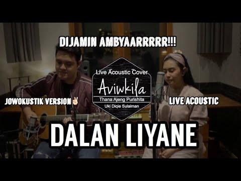 DALAN LIYANE - HENDRA KUMBARA (LIVE ACOUSTIC BY AVIWKILA)