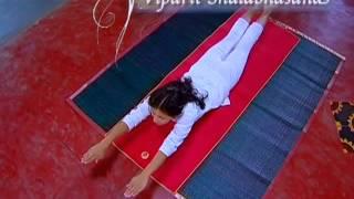 Уроки йоги. Шри Шри Йога Падмасадана