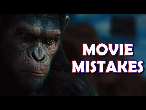 RISE of THE PLANET OF THE APES Movie MISTAKES, Spoilers, Fact, Movie MISTAKES, Wrong With and Fails