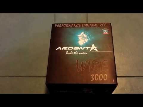 Ardent Wire 3000 Spinning Reel
