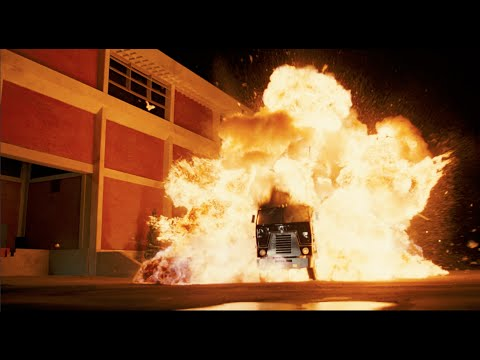 OVERKILL - The Schwarzenegger Explosion Supercut