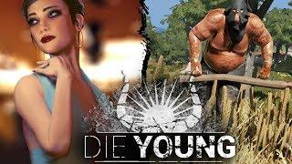 Die Young - НОВАЯ ВЫЖИВАЛКА С ПАРКУРОМ!