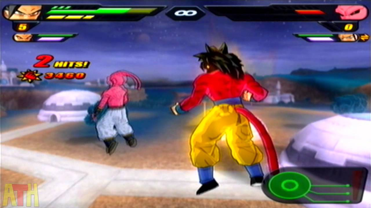 dragon ball z ultimate tenkaichi 2