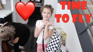 ROCK YOUR HAIR | TIME TO FLY 💖 (WK 352.2) | Bratayley