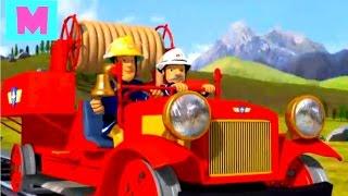 Пожарный Сэм БЕССИ СПЕШИТ НА ПОМОЩЬ Пожарный Сэм на Русском все новые серии подряд мультики MultTV