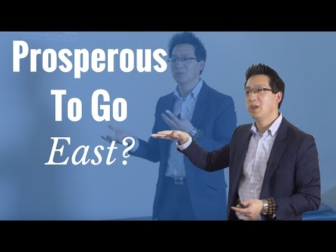 Why It May Be Prosperous To Head East - Vancouver Mortgage