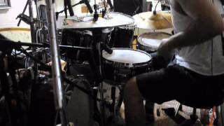 Mass Infection for I Am Genocide Studio & Drum Tracking Teaser