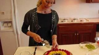 Bettys Fresh Fruit Pizza Dessert