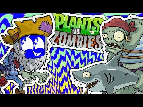 🔴 PLANTS VS ZOMBIES 2 - COWBOYS VS PIRATES ► Fandroid GAME!
