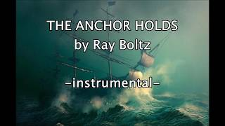 Anchor holds instrumental