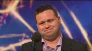 Video Paul Potts (Britain Got Talent - Casting) download MP3, 3GP, MP4, WEBM, AVI, FLV Juni 2018