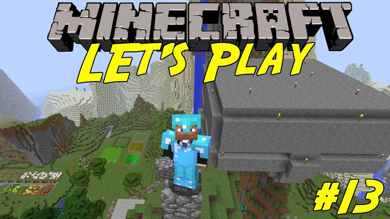 MINECRAFT | Let's play | BYGGER MOB-FARM med SoftisFFS ...