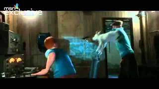 The Adventures of Tintin International Trailer 2