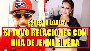 ESTEBAN LOAIZA rompe el silencio y REVELA si TUVO RELACIONES con CHIQUIS RIVERA