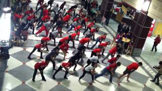 PSY Gangnam Style Flash Mob at The Ohio Union (강남스타일)