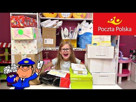 POCZTA OD WIDZÓW #23 - Mega dużo paczek i listów
