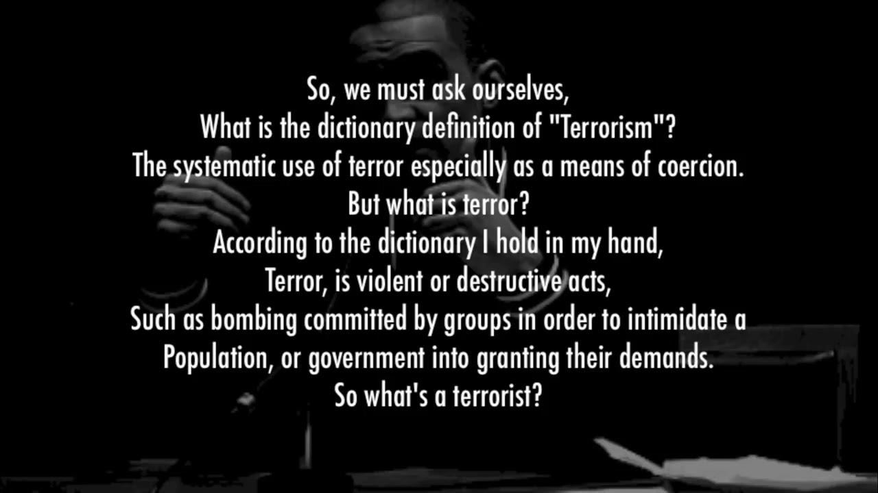 Terrorisms