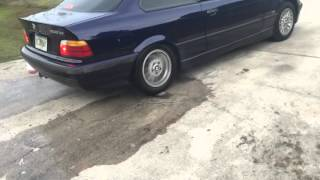 bmw e36 to much grip with jelly tires