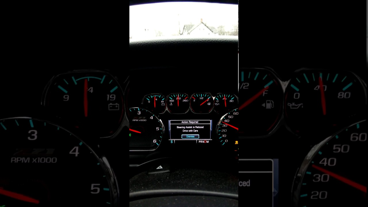 2015 silverado abs pwr steering stabilitrak problem 1 2