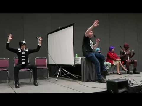 Anime Next 2011 -anime dating game 18+ last round part 1-