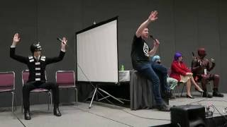 The Anime Dating Game | DEATH THE KID | Kumoricon 2016